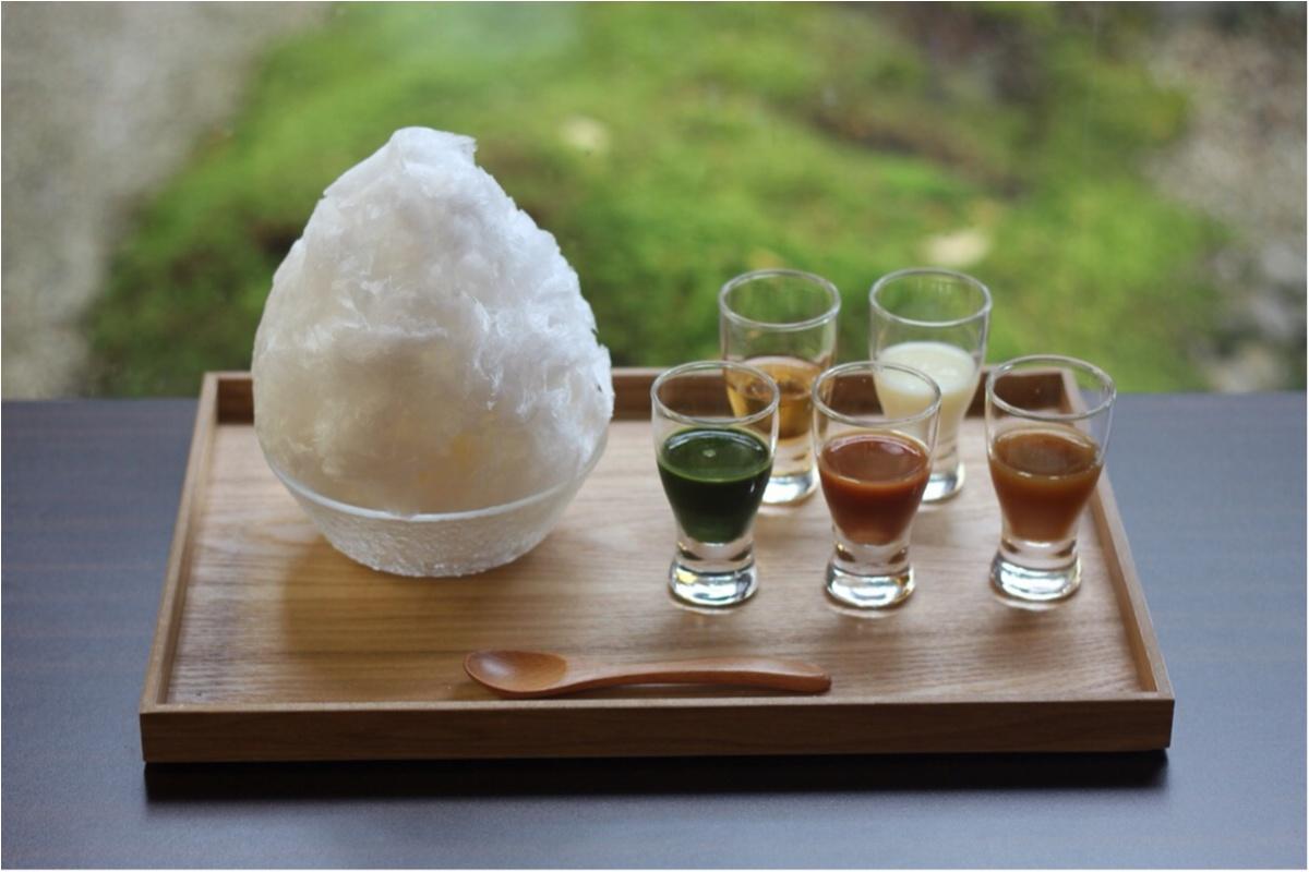 """かき氷ラバー必見! この夏、静岡県でぜったいに食べておきたい """"お茶かき氷"""" 10選♡_3"""