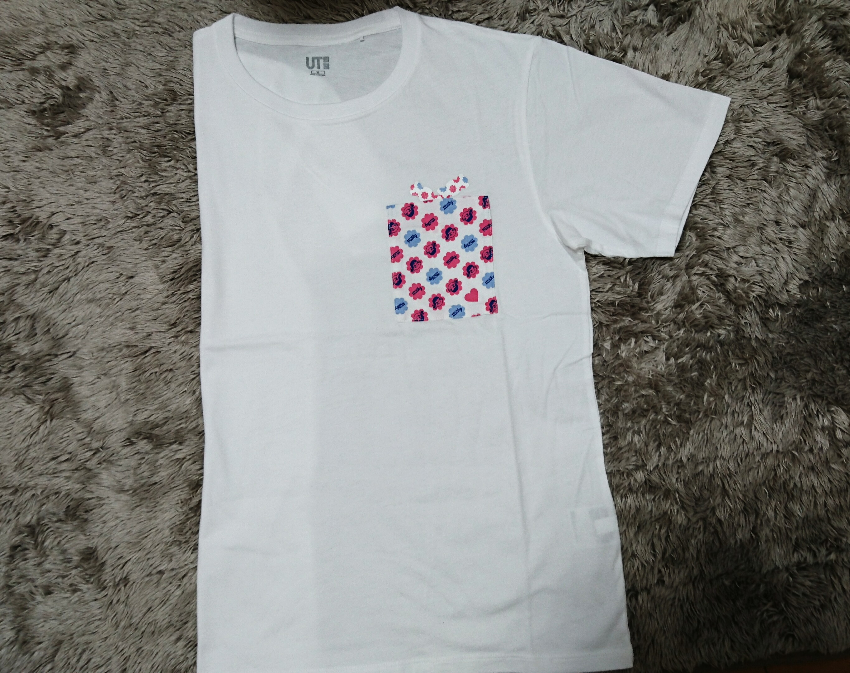 ユニクロのTシャツ特集 - UTやユニクロ ユーなど、夏の定番無地Tシャツ、限定コラボTシャツまとめ_19