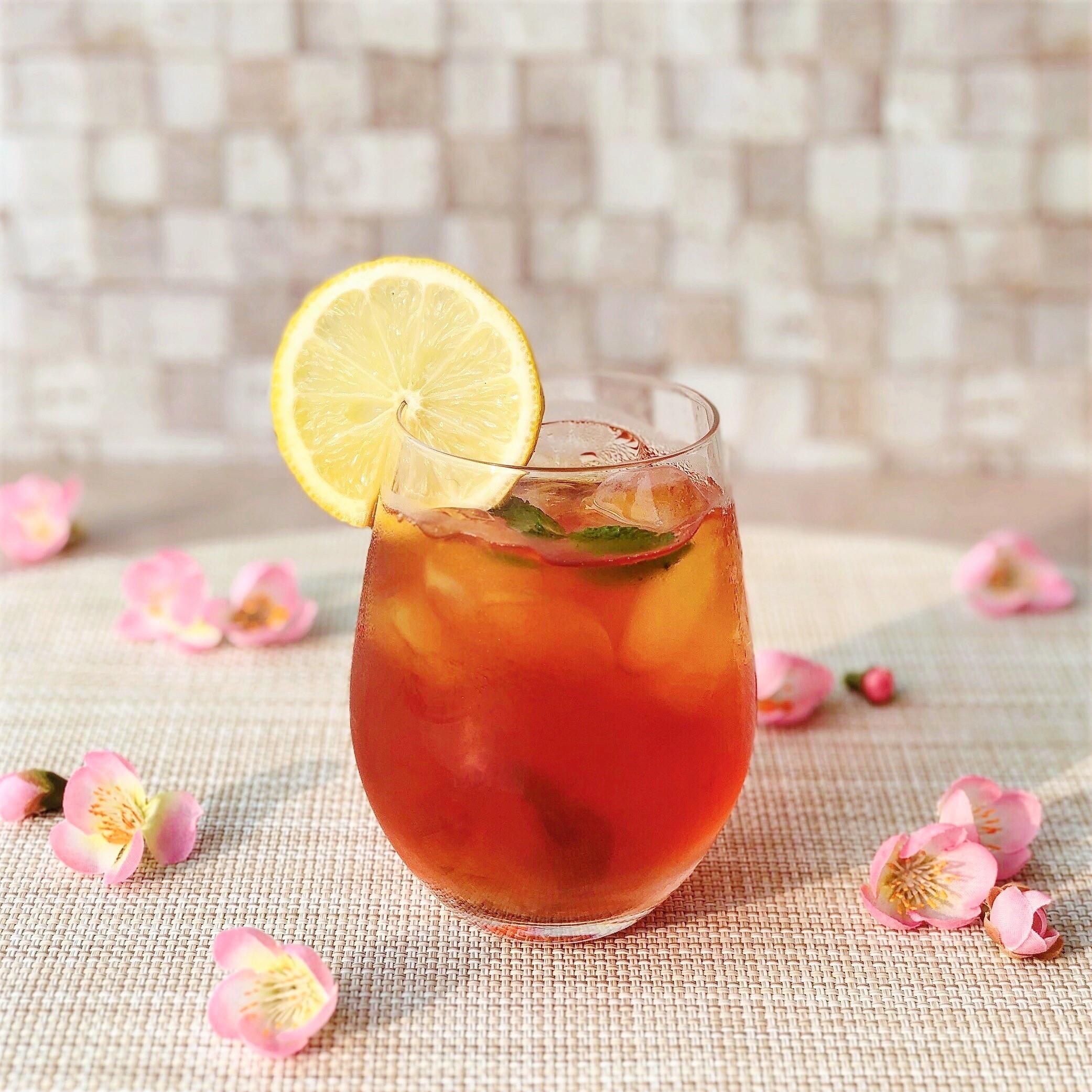 【レシピつき】おうち時間に、おいしく簡単なフルーツティーなんていかが? 『リプトン』の「My in Tea」を楽しんでみよう♡_1