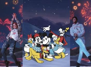 ミッキーと一緒に過ごすホリデーコレクション♡『アメリカンイーグル』がディズニーとコラボ!