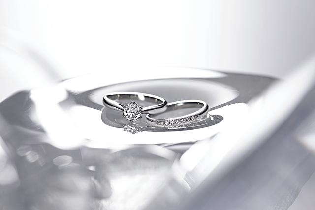 『銀座ダイヤモンドシライシ』だからこそのうっとり感。毎日つける。私、輝く。夢見るウェディングリング_1