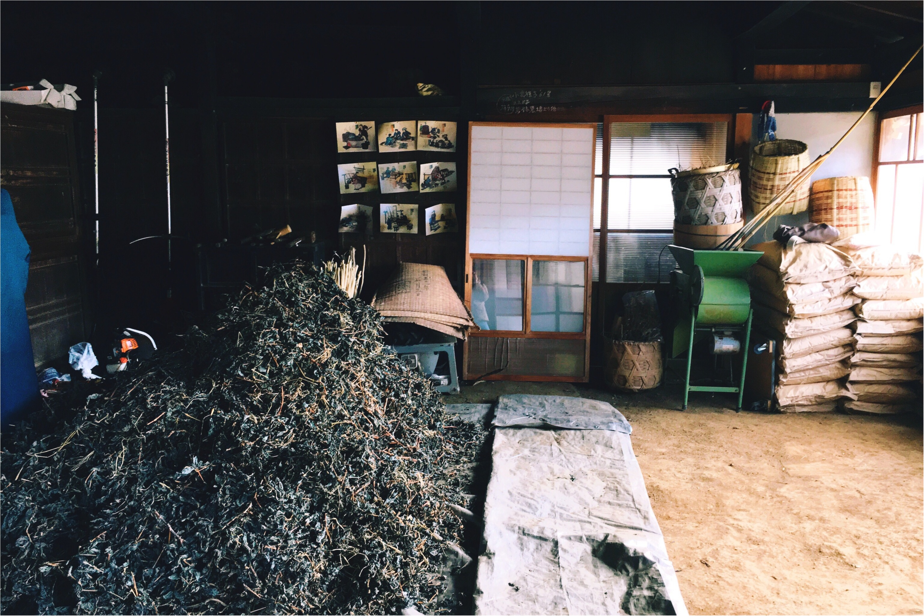 春の週末旅*飯能にて農ある暮らしを見つめる旅【古民家編】♡_7