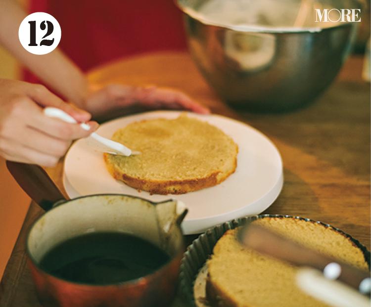 おしゃれでかわいいクリスマス用のショートケーキ作りに挑戦! レシピも要チェック【佐藤栞里のちょっと行ってみ!?】_13