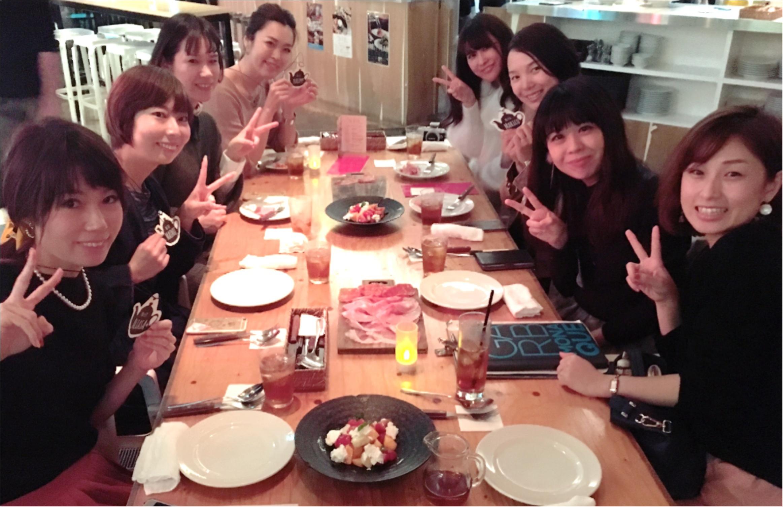関西モアハピ♡女子会♡_3