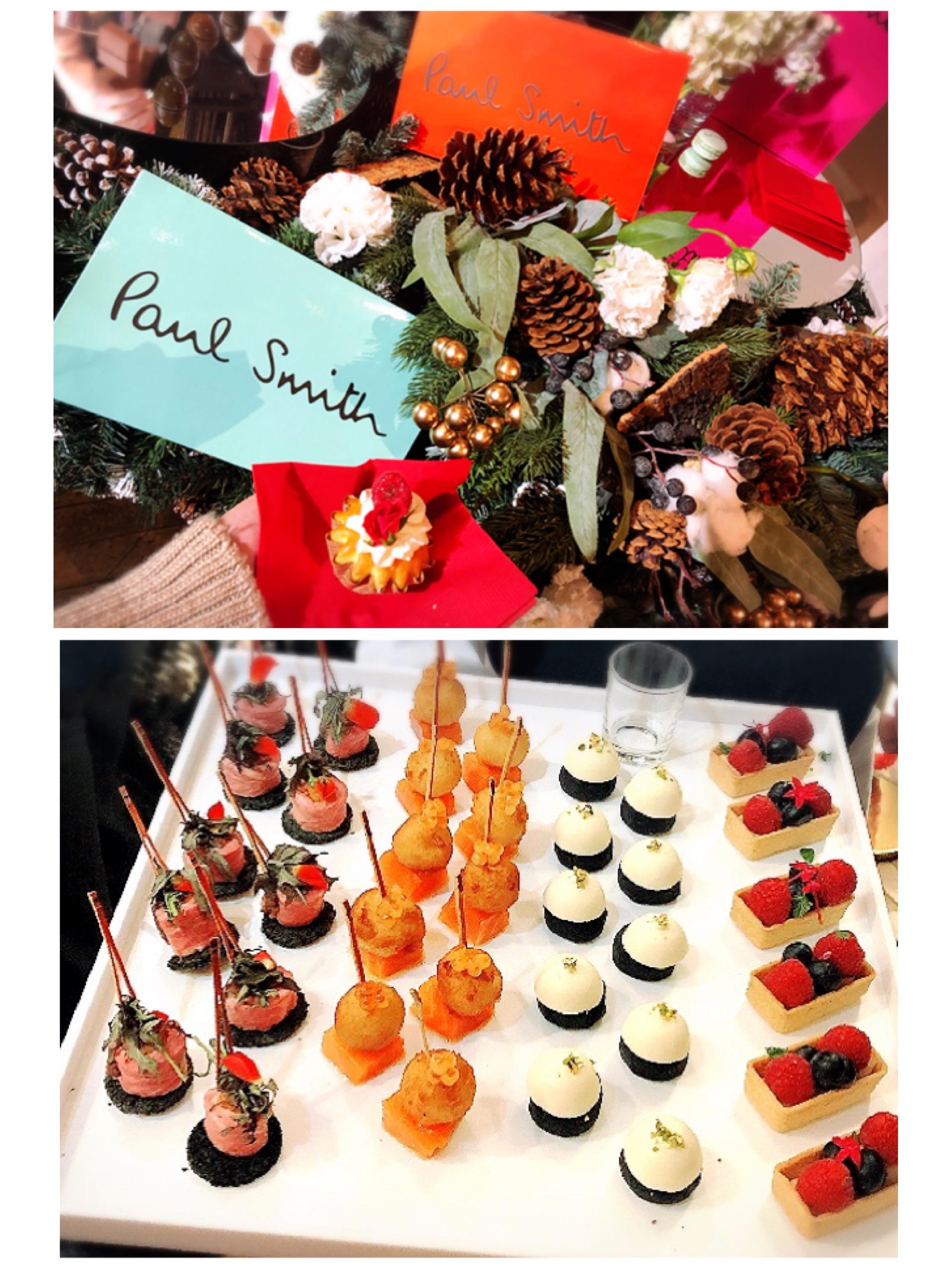 【Paul Smith × MEN'S NON-NO × MORE 】クリスマスイベント・トークショー✴︎.*。イベント限定トートバッグも˚✧おしゃれ空間でショッピング(*´꒳`*)_5