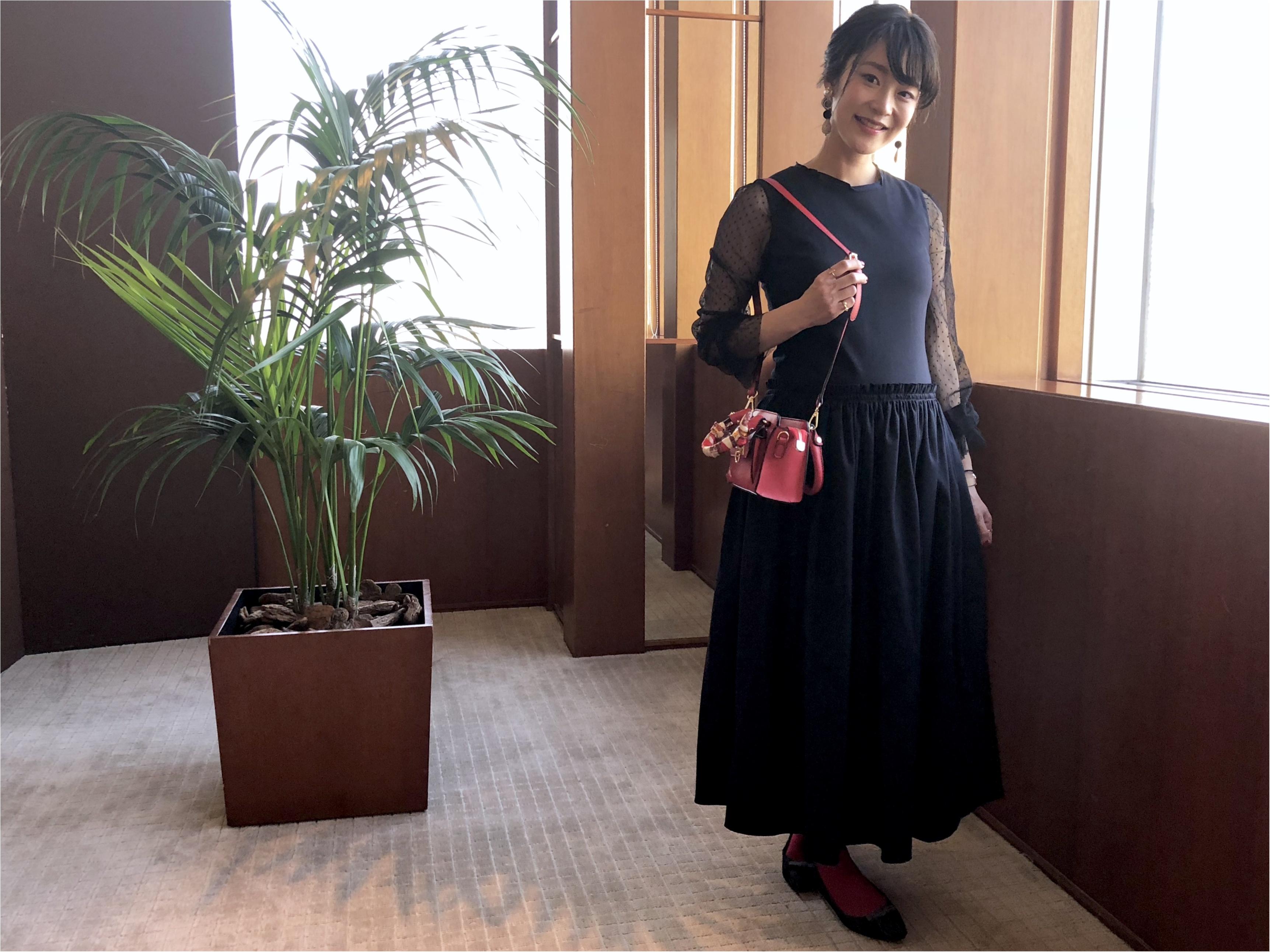 【fifth】女子会コーデの褒められアイテムは《¥1000以下の高見えバッグ》❤️_1