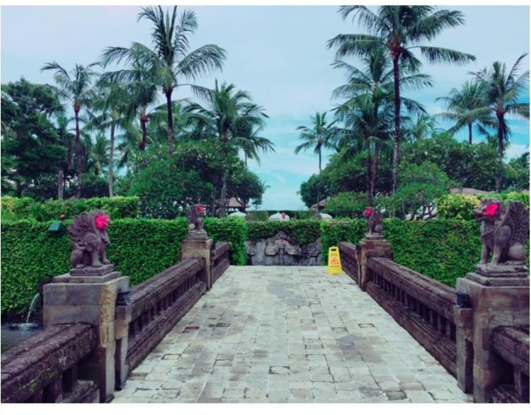 "【TRIP】BaliのHotelに悩んだら❤︎バリを存分に味わえる、極上リゾートの""インターコンチネンタルリゾートバリ""で決まり♡_19"
