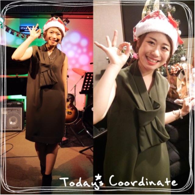 【唄と】サイキンノユッコ【ファッション】クリスマスライブのファッション達✨_2