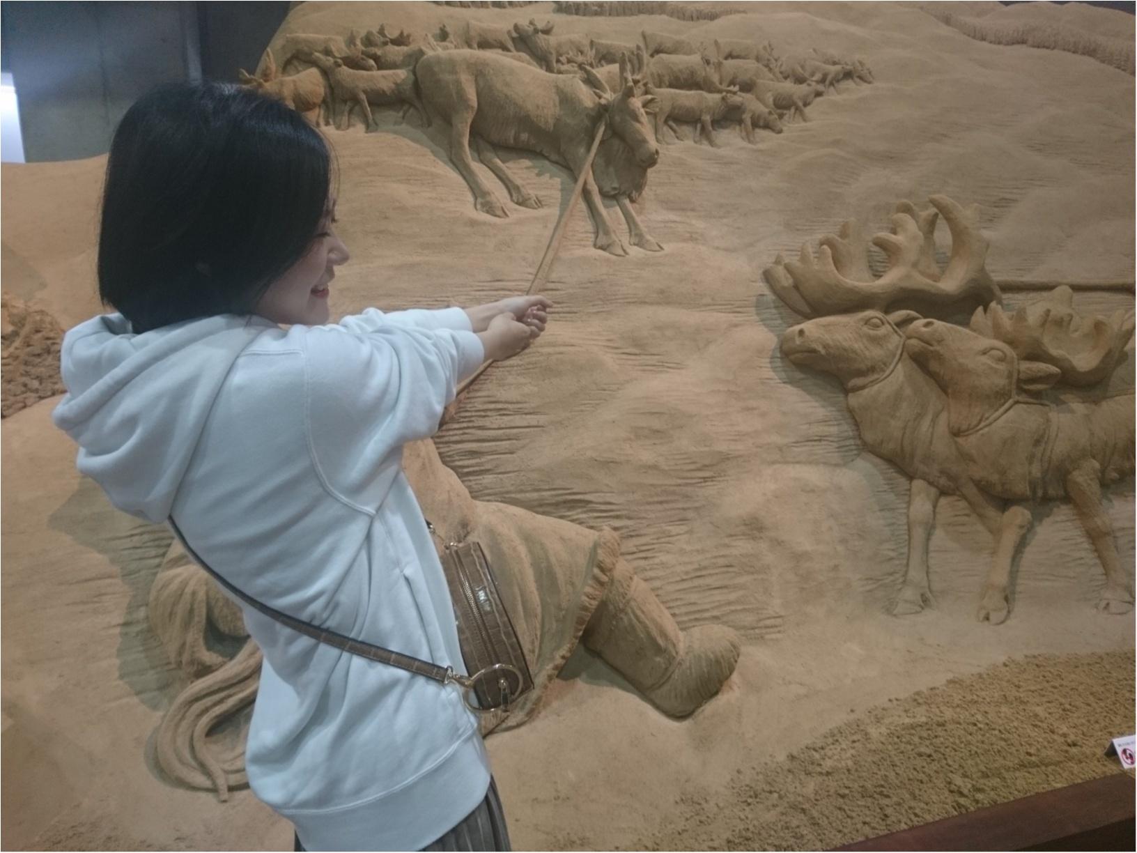 ≪関西・日帰り旅行≫芸術の秋...世界でここにしかない?!砂の美術館_3