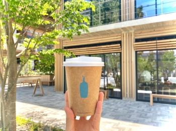 「ブルーボトルコーヒー 渋谷カフェ」は都会のオアシス。限定メニューを紹介!