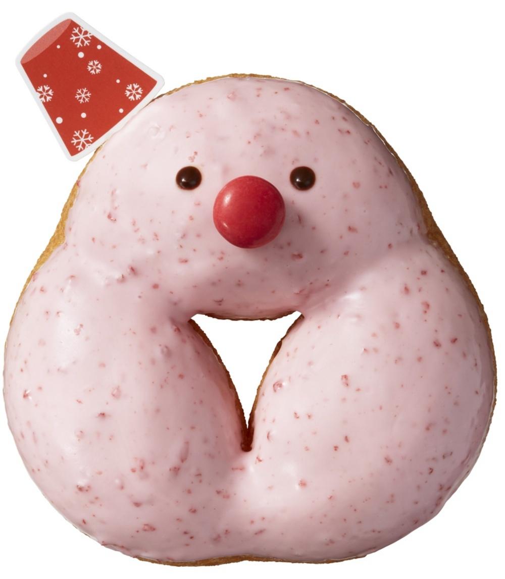 ミスドのクリスマスは『ポケモン』と一緒♡ 「ピカチュウ ドーナツ」が、可愛すぎて食べられない!_2_5