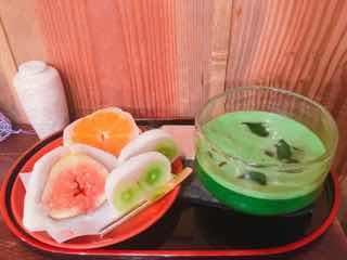もう全部食べたいっ!菓舗 カズナカシマのフルーツ大福って?_8