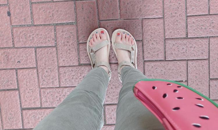 【(前半)Tevaで11.5km】横浜を歩いてみた結果_1