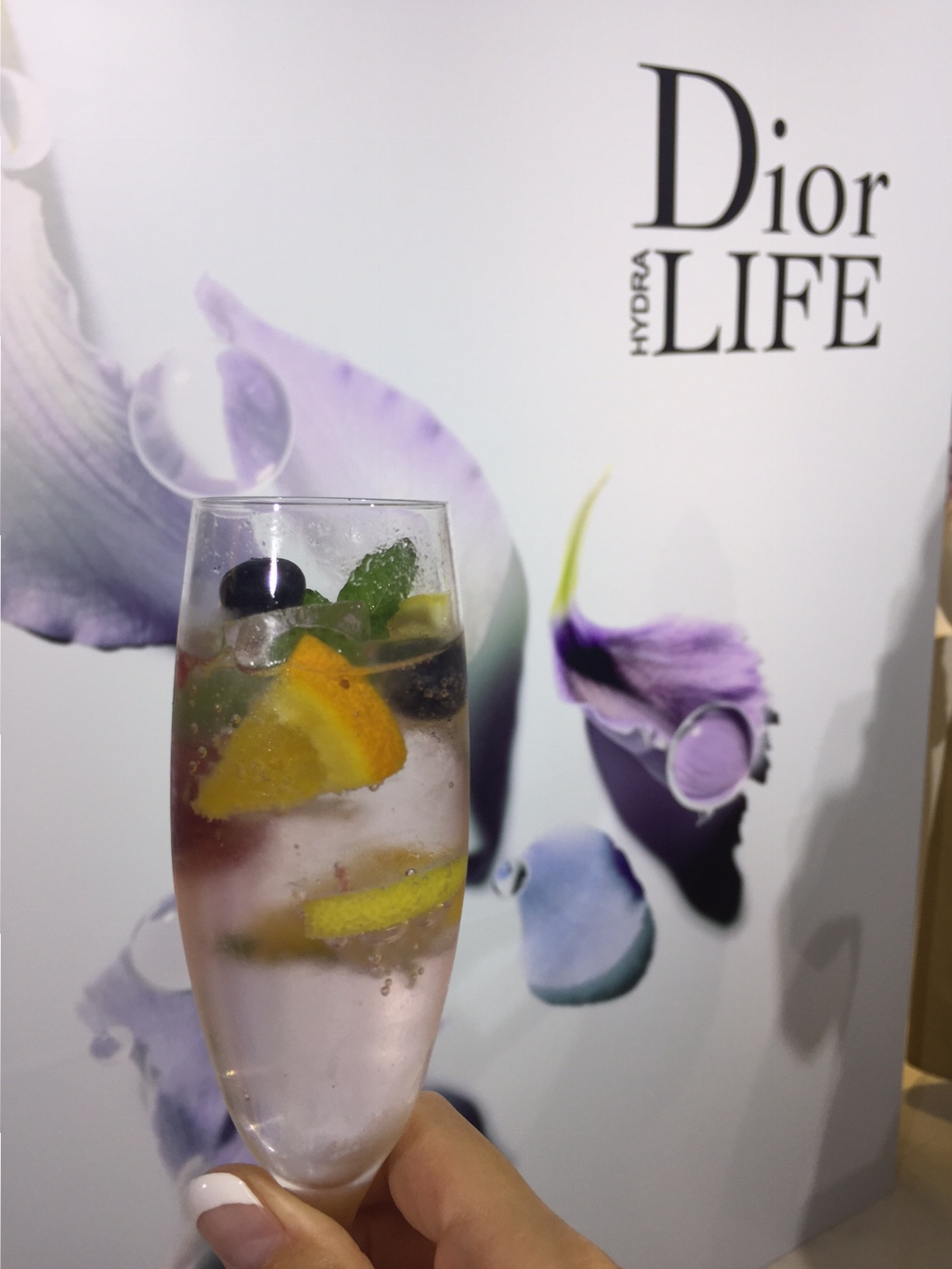 自然由来成分たっぷりの新保湿ケア「Dior LIFE」体験イベントに潜入しました☆_3
