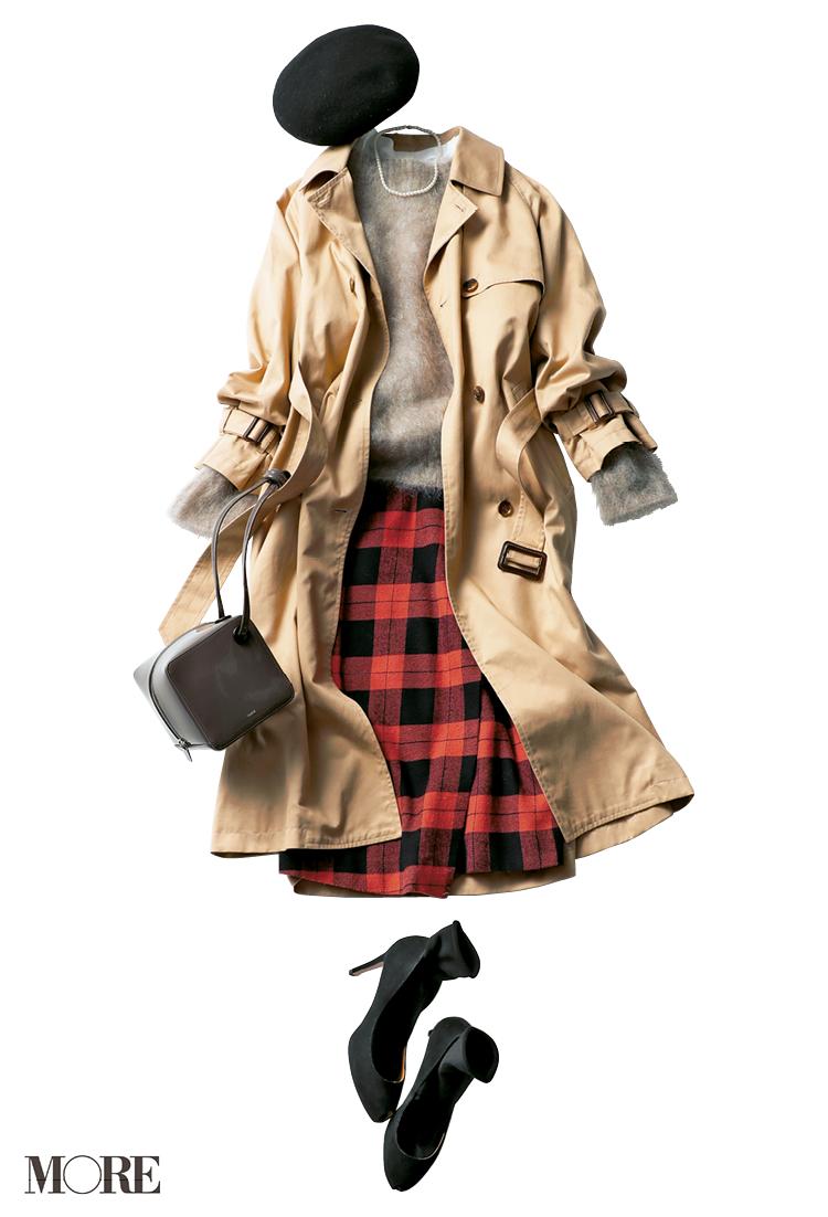 楽しい予定がぎっしりなら、気分がアガる【冬のきれい色】で♡ | ファッション(2018年編)_1_16