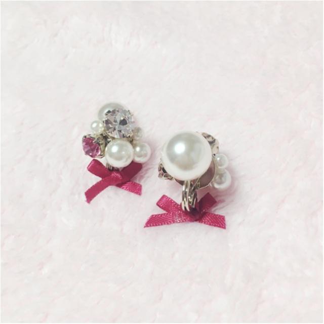 イヤリング派の皆さんに朗報!♡プチプラ&可愛すぎるイヤリングを発見〜(*/▽\*)♡♡_5
