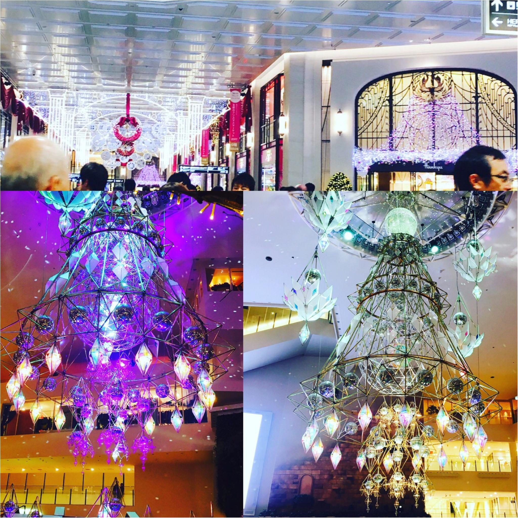 【阪急うめだ】で開催中の≪北欧クリスマスマーケット≫に行ってきました!_1