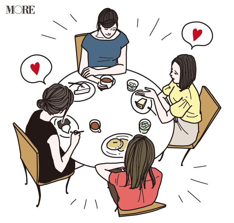 女友達にも言えない秘密って? 女子会にかける費用や、盛り上がるトークの内容を調査!_2