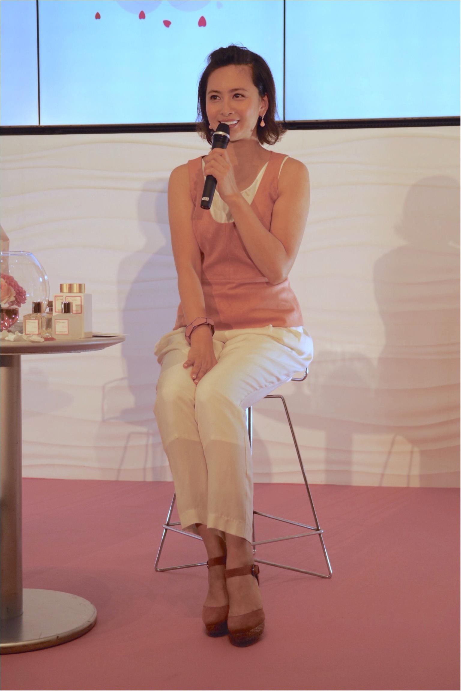【10/1は香水の日】『ブルーベル・ジャパン』の発表会に潜入! フレグランス アンバサダーの加藤夏希さんに会えるチャンスも♡ _1