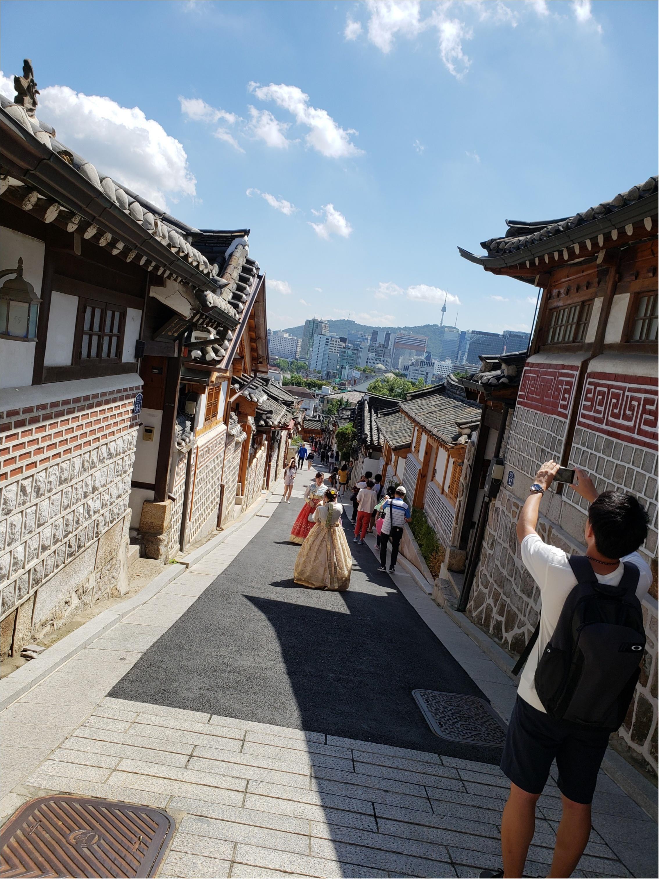 【ソウル】韓国行ってきました!食べて、体験して、お買い物♡_11