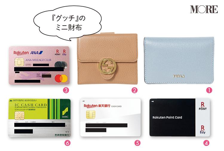 楽天カードに勤める20代女子が愛用する財布とその中身