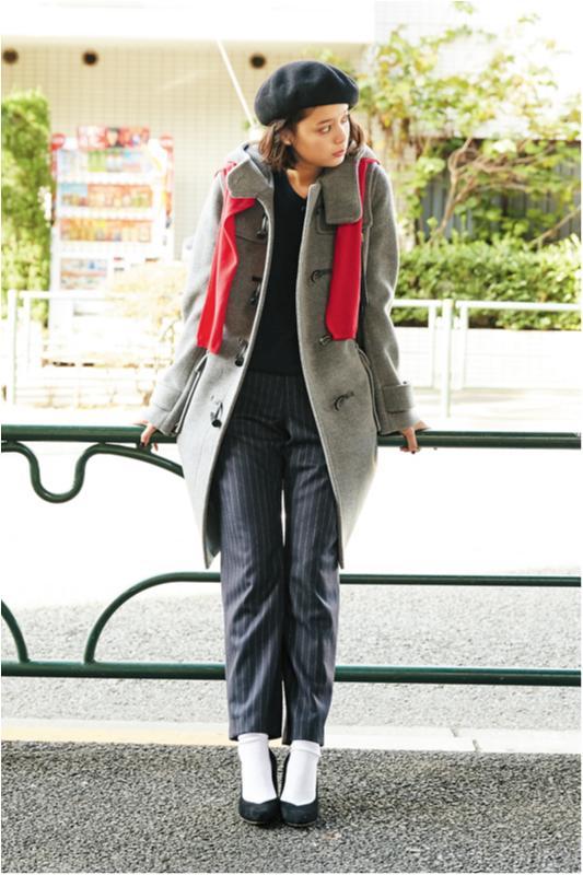 【少ない服でもマンネリしない】ニットとワイドパンツ、3倍こなれる方法。_2