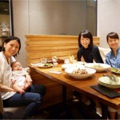 AWkitchen nicot (二子玉川店)でランチ♬