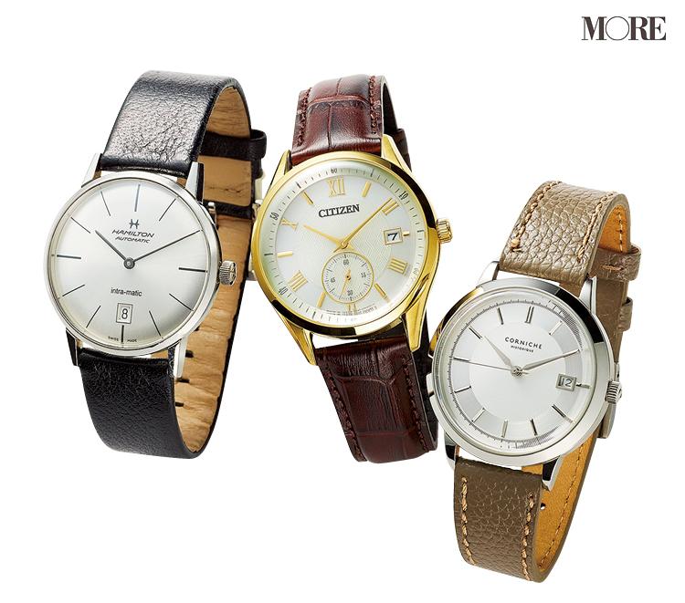 【腕時計】フェミニンタイプ&メンズタイプの腕時計photoGallery_1_6