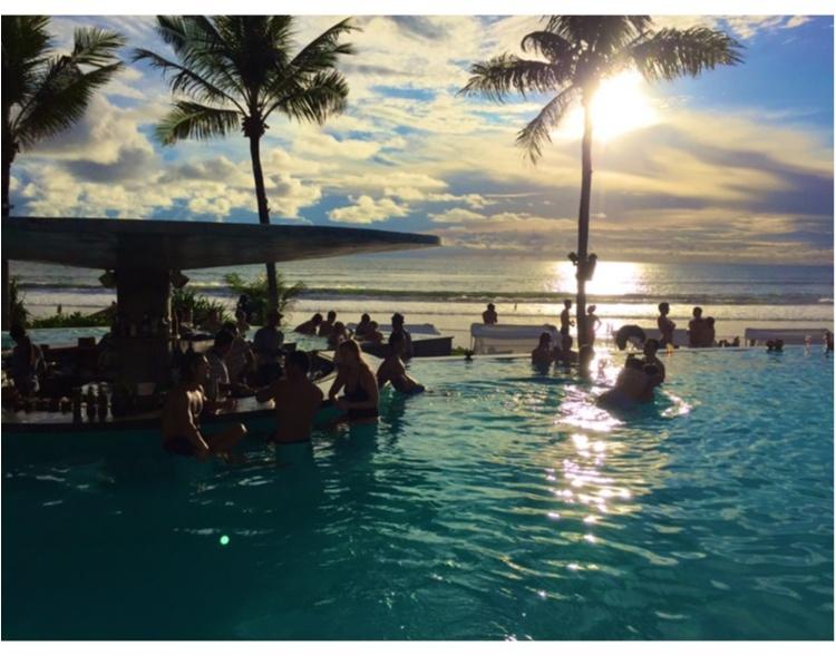 【TRIP】海にプールに音楽に!BARにFOODにSunSet!ロケーション抜群のPOTATO HEAD BEACH CLUB❤︎後編_9