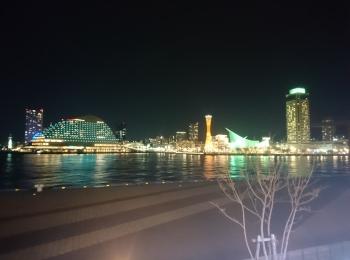 【女子旅におすすめ】兵庫県 ホテルのアフタヌーンティーと神戸夜景を満喫☆