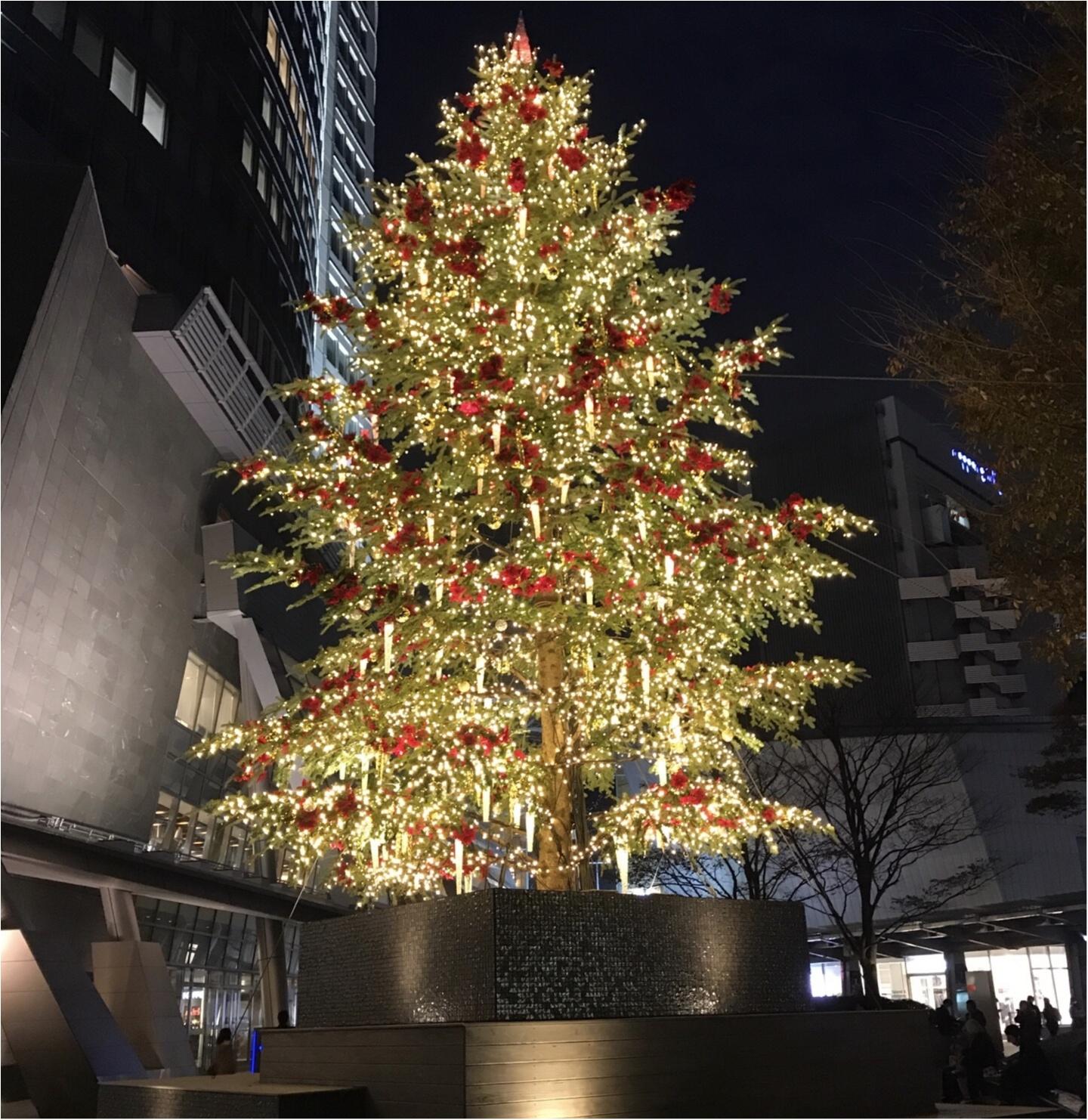 六本木の冬の風物詩【けやき坂イルミネーション】東京タワーとのコラボが幻想的♡_2