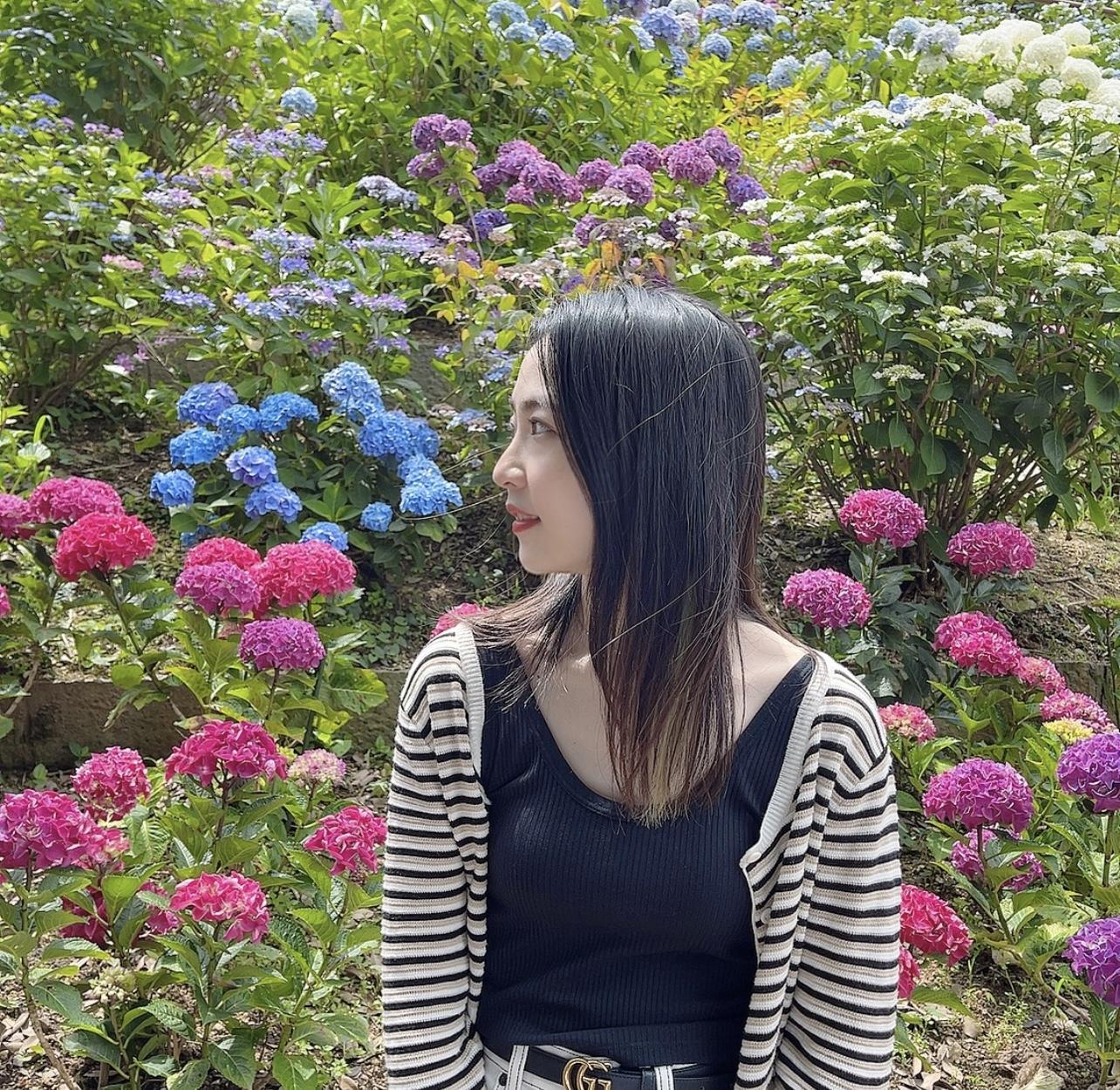 休日のお出かけ〜紫陽花〜_2