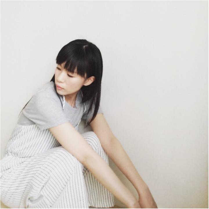 大人可愛い♡サロペットコーデ_2
