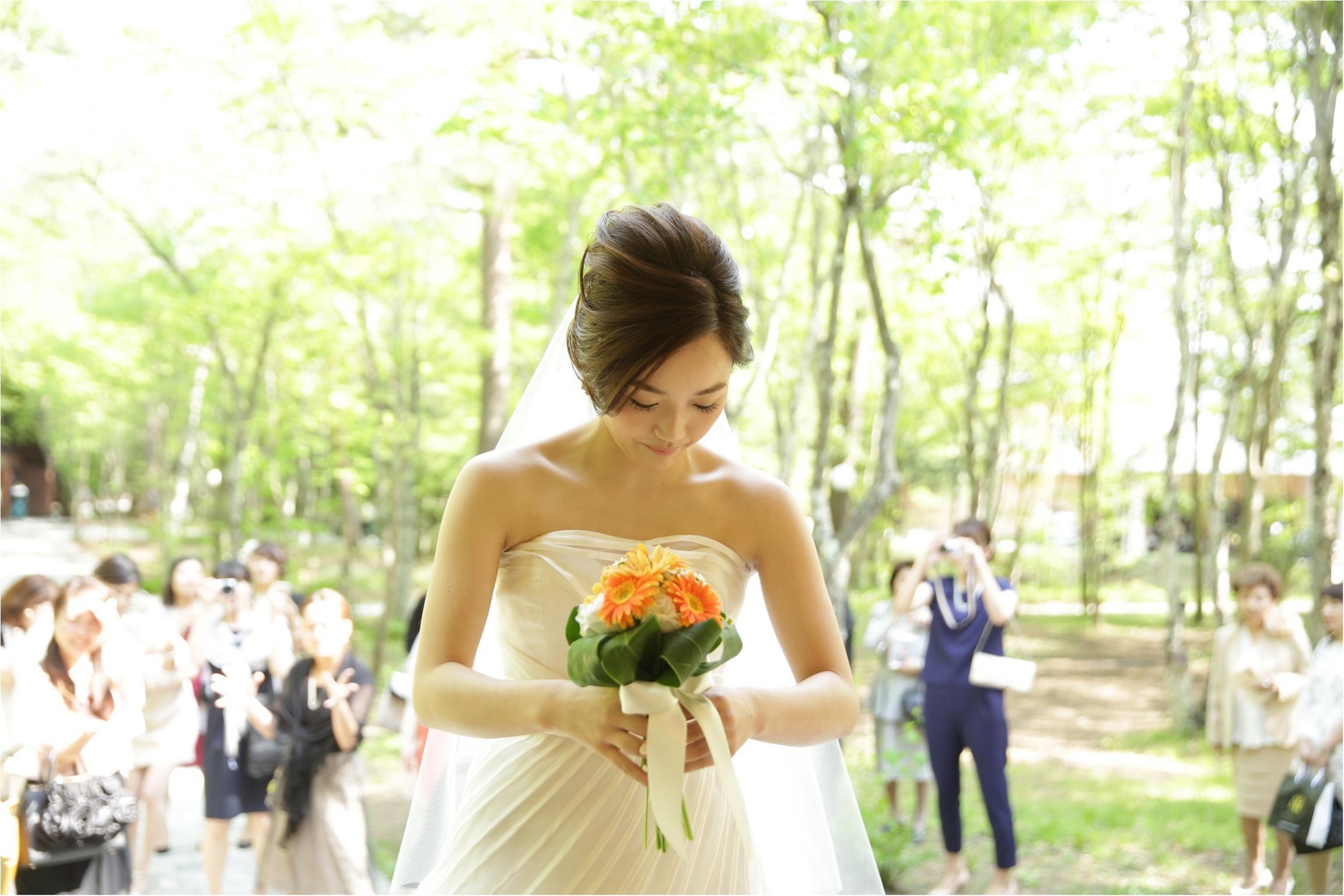 まるでCG!?なガーデンパーティ(軽井沢Weddingレポ③)_4