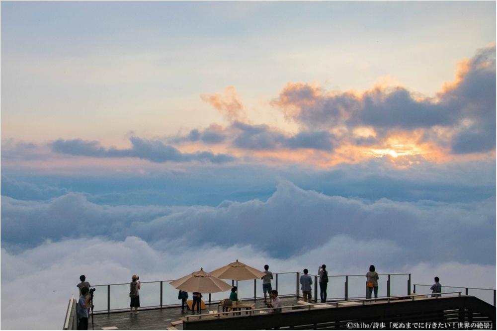 """「死ぬまでに行きたい! 世界の絶景」著者、詩歩さんが選ぶ! 夏、女子が観るべき""""日本の絶景""""7選 _4"""