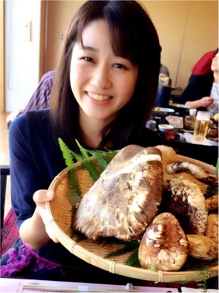 京都*松茸を食べに♡_1