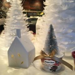 【イベントレポ】12/5発売の新商品も食べられちゃった!素敵すぎる「ハーゲンダッツクリスマスパーティー」