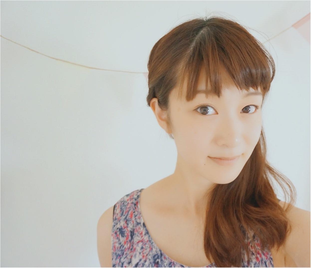 お気に入りのお洋服は【簡単ヘアアレンジ】でさらに可愛く❤️アメピン2本&5分で完成の女度UPヘア_4