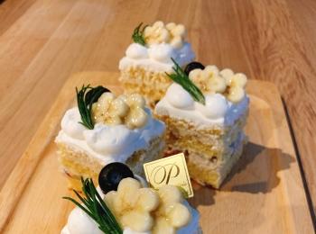 【おうちカフェ♡】手作り《バナナケーキ》で楽しみながらティータイム
