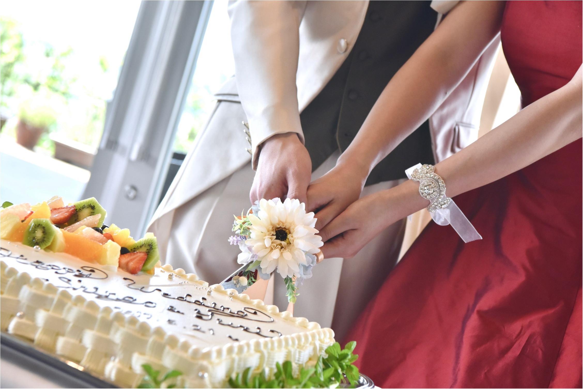 〖ゆりっぺ婚part3〗ここでも≪無し≫にこだわった、家族メインの食事会★「ひらまつ」グループ初めてのオーベルジュで叶えた温かいパーティ♪_12