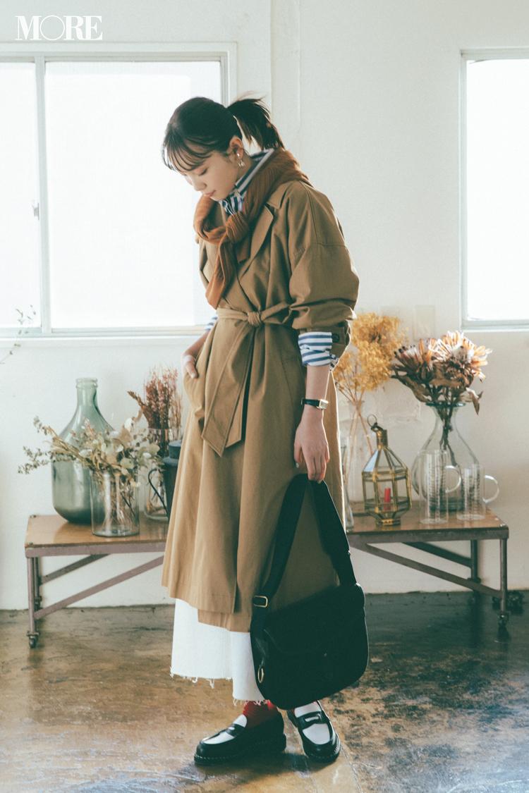 春のトレンチコート特集《2019年版》- この春おしゃれなコーディネートまとめ(レディース)_10