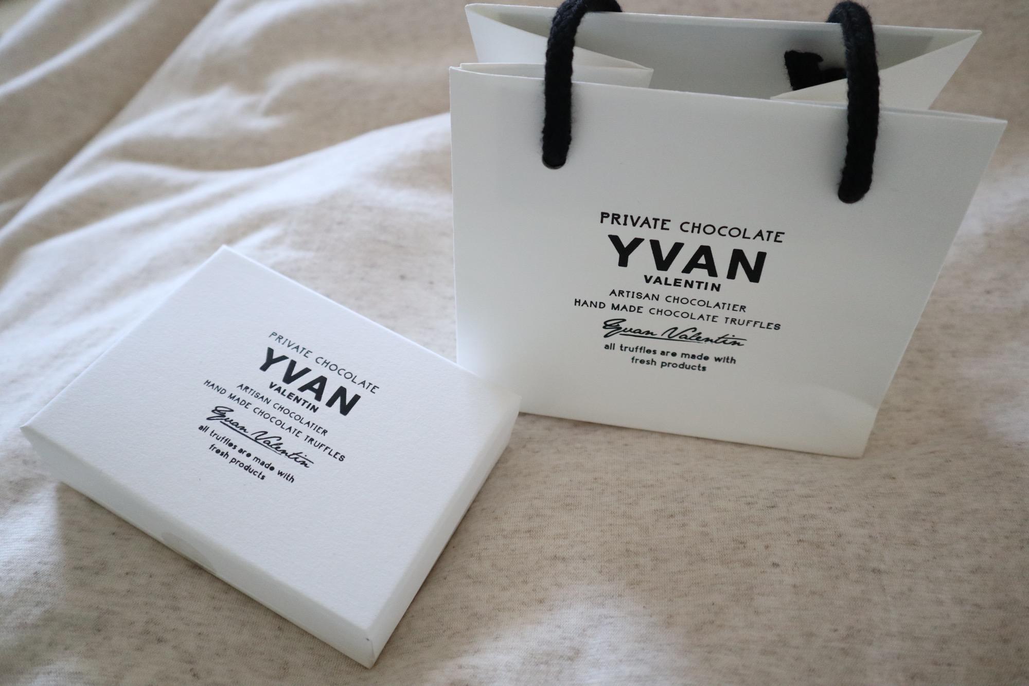 《2021バレンタイン❤️》完売必至!あの!激レア【YVAN VALENTIN】チョコ購入方法をレポ☝︎❤︎_3