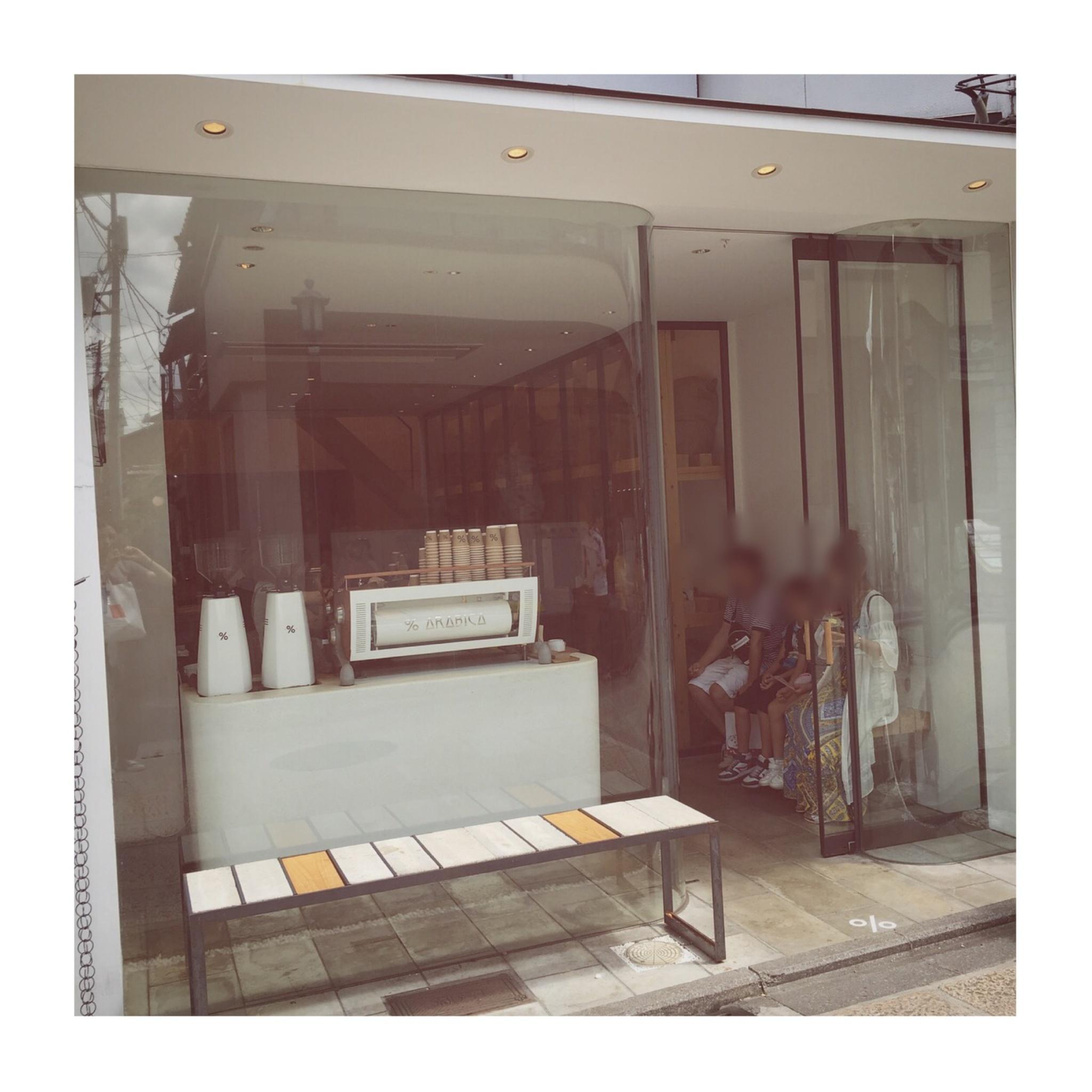 #10【#cafestagram】❤️:《京都》に行ったら寄りたい!おしゃれなカフェ「アラビカ 京都」でこだわりのコーヒーを☻_1