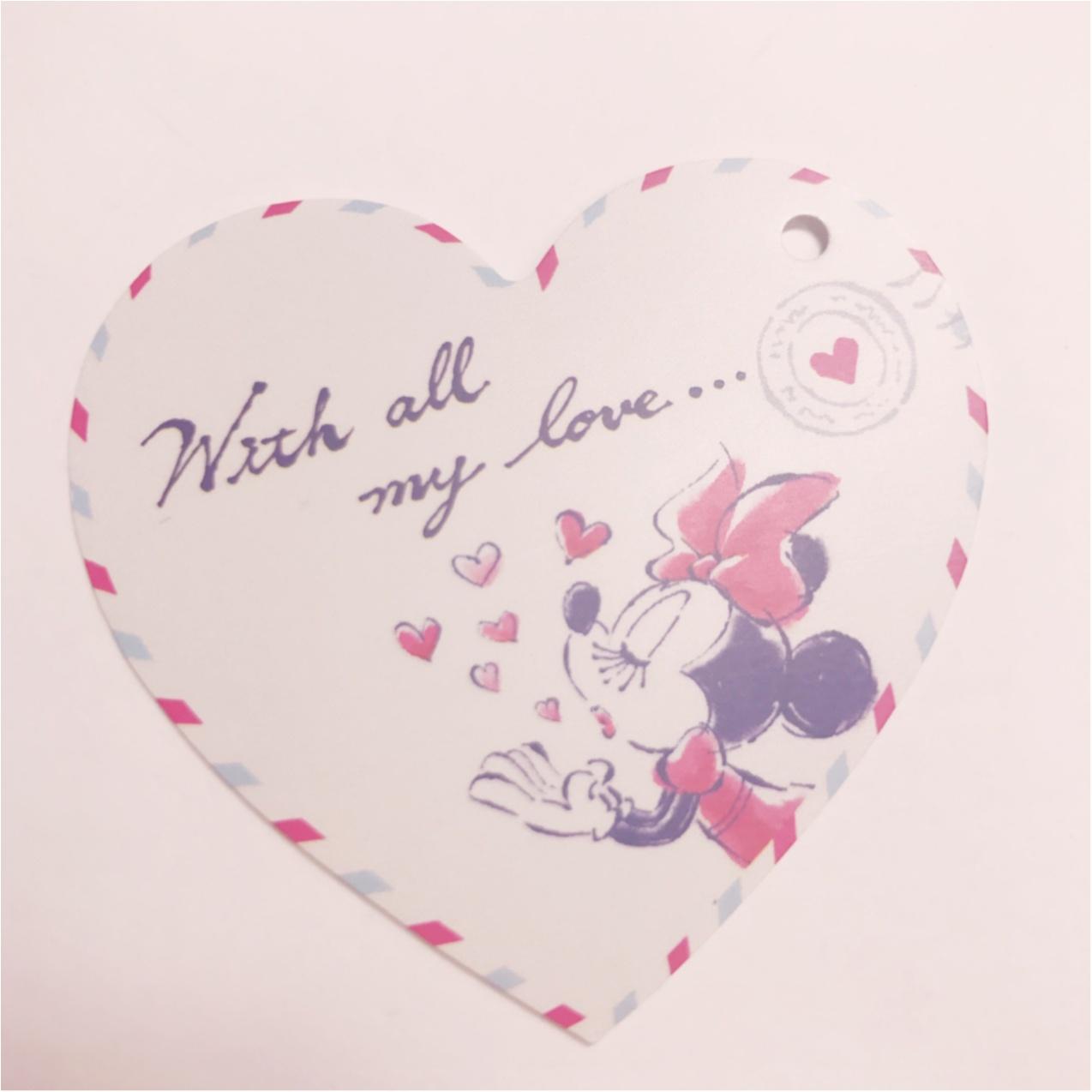 《Cocoonist × ミニーマウス》のコラボアイテムが可愛すぎっ❤︎_5
