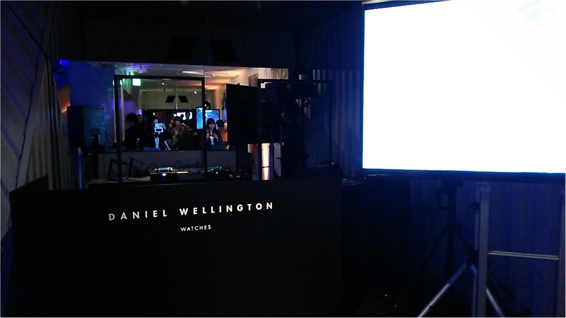 【♥︎♥︎♥︎】流行りの人はみーんな持ってる♡Daniel WellingtonのAfter Partyに行ってきました:)_3
