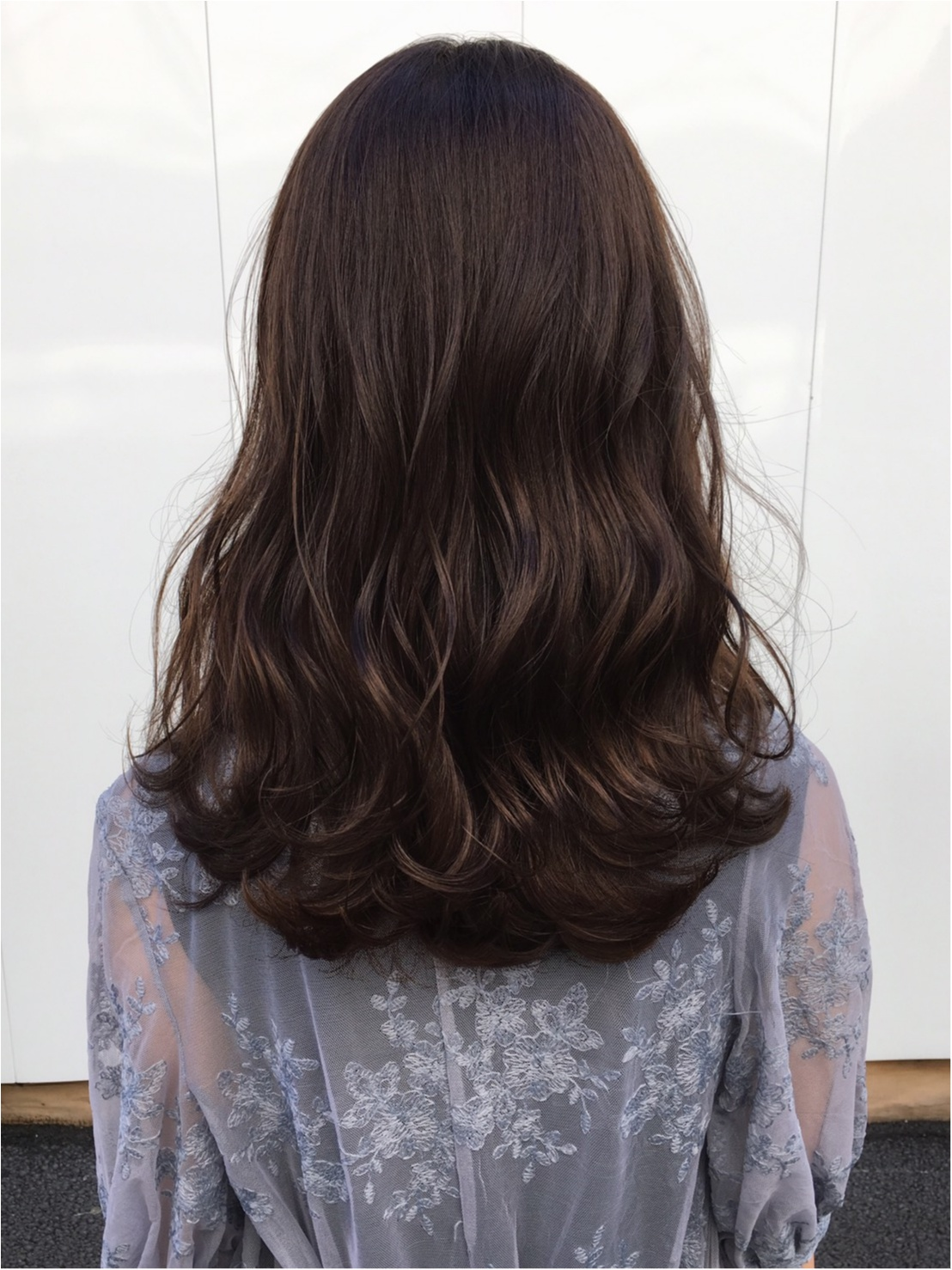 《暗髪でも圧倒的透明感!》秋のヘアカラーは【ラベンダーグレーアッシュ】がオススメ❤️_3