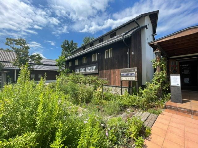 新潟県カーブドッチワイナリーでワイナリーツアーとペアリングランチを!素敵な場所で、幸せな時間…_2