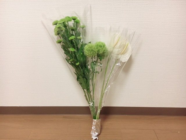 """【ユニクロ】3束990円!《UNIQLO 原宿店》で叶う""""お花のある暮らし""""♪_3"""
