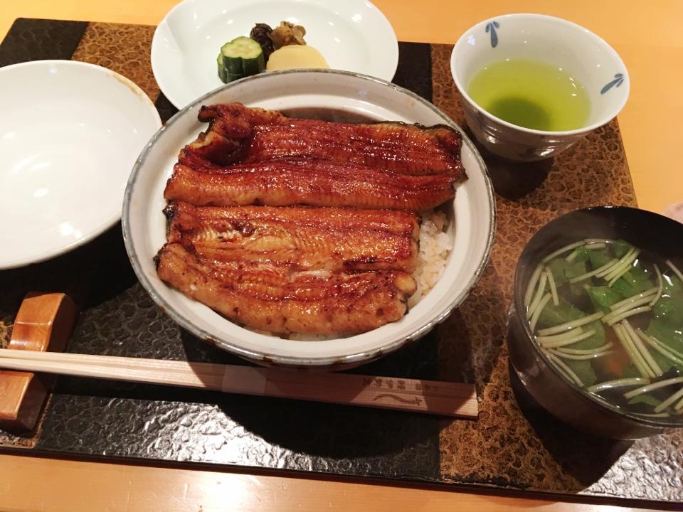 ♡ボーナスの使い方のご提案♡ 5000円の鰻。に出会ったー(°▽°)_9