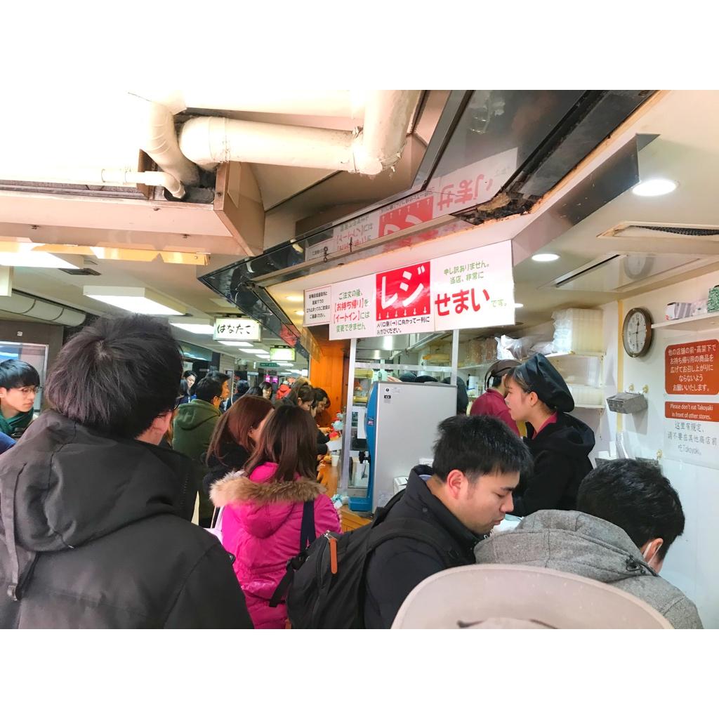【激うまグルメin大阪】行列覚悟の先には絶品タコ焼きが!!!_3